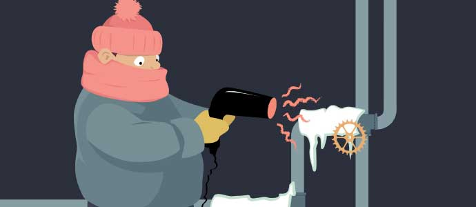 Avoiding Frozen Pipes this Cold Season – Are You at Risk?