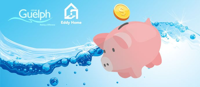 Eddy and City of Guelph Sub-metering Rebate: $225 for Eddy's Solution!