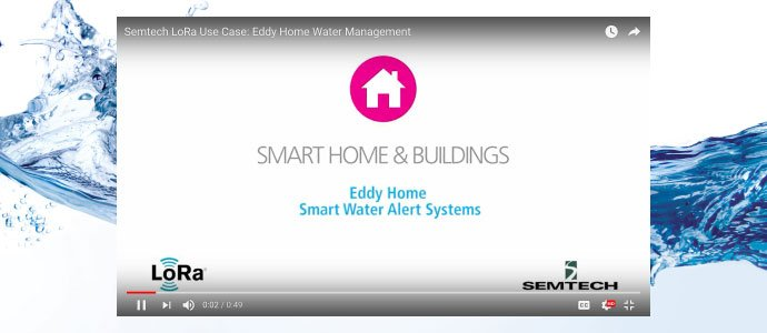 Eddy Home – Proud Semtech Partner
