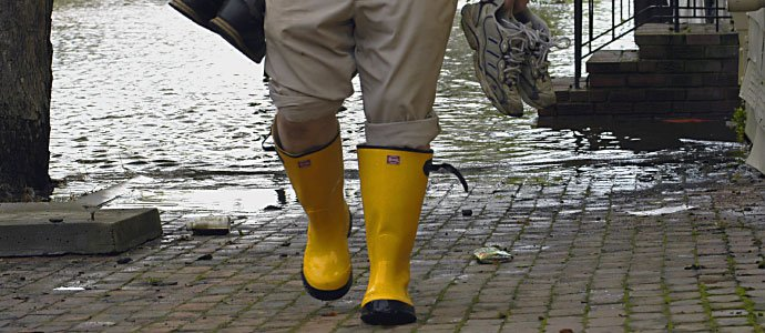 Flooding: How IoT Sensor Technology Can Help Alleviate Your Risk