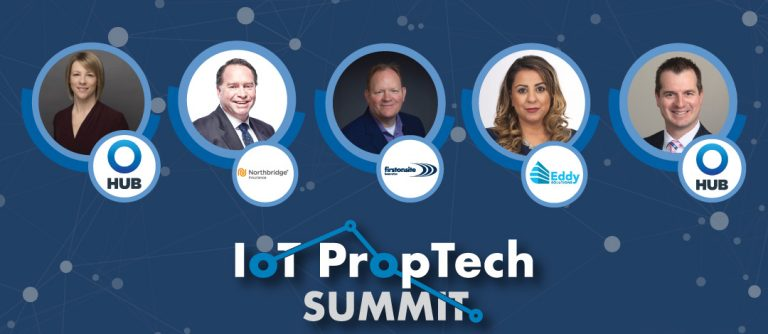 IoT PropTech Summit - Eddy and Insurance in Smart Systems