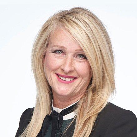 June Thomson, EVP of Sales, Marketing & Business Development