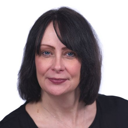 Nadine Evans, VP of Marketing and HR