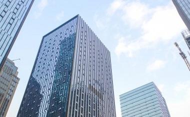 Prominent Condominium Building